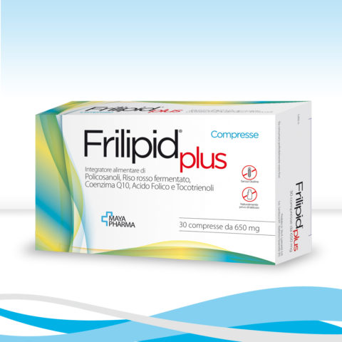 FRILIPID PLUS compresse